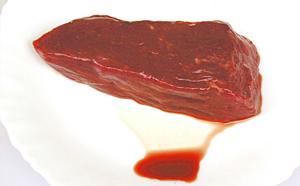 エアブラスト肉